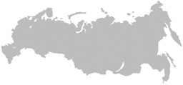 Russia & Central Asia map