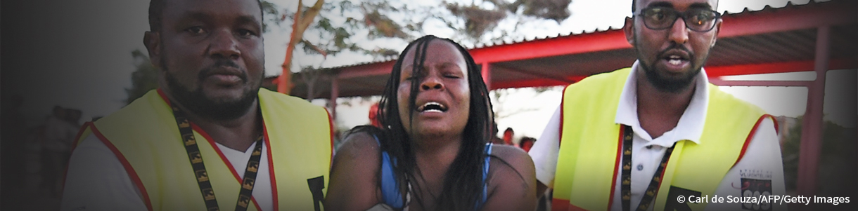 Extremists targeted Christian students at Garissa University College, Kenya.